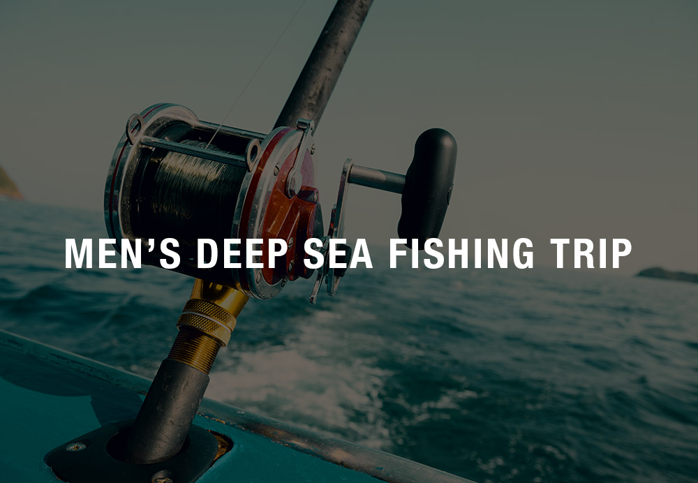 Men's Deep Sea Fishing Trip